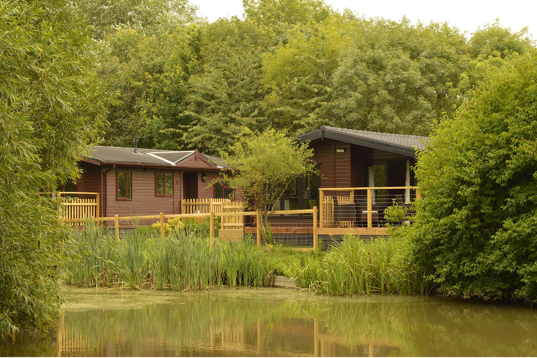 Lakeside lodges