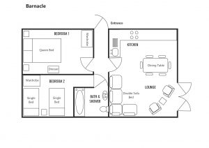 Fairwood Lakes Luxury Holiday Lodges Floor Plan