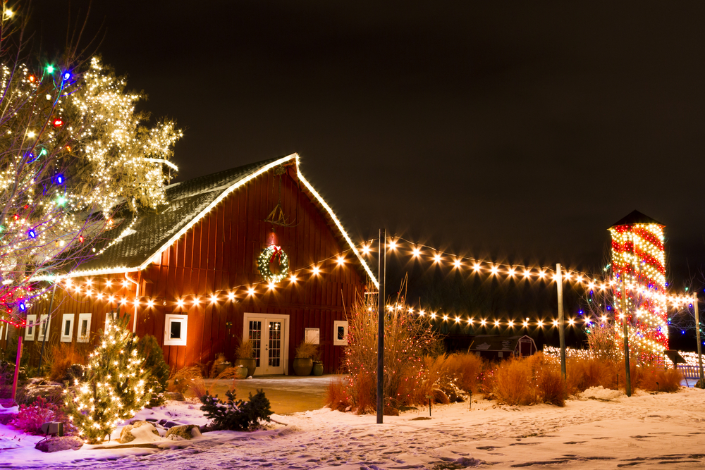 Fairwood Lakes Luxury Holiday Lodges Christmas Events
